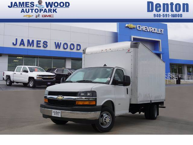 2020 Chevrolet Express 3500 RWD, Supreme Iner-City Dry Freight #203492 - photo 1