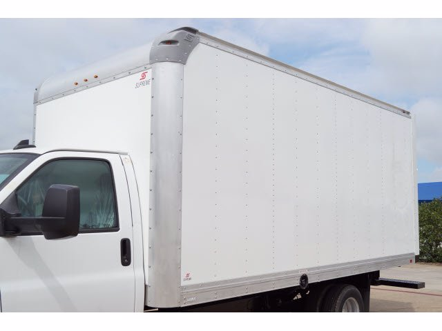 2020 Chevrolet Express 3500 RWD, Supreme Iner-City Dry Freight #203495 - photo 9
