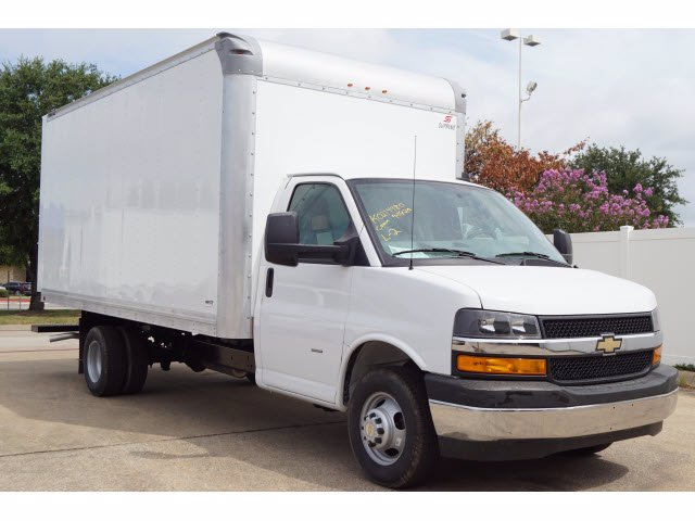 2020 Chevrolet Express 3500 RWD, Supreme Iner-City Dry Freight #203496 - photo 4