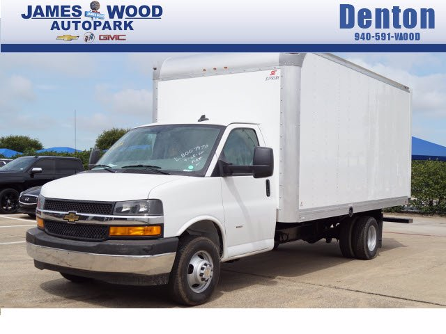 2020 Chevrolet Express 3500 RWD, Supreme Iner-City Dry Freight #203498 - photo 1