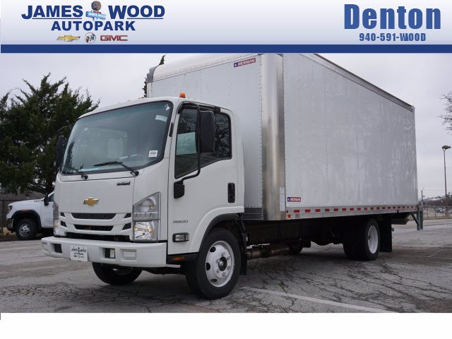 2020 Chevrolet LCF 4500 Regular Cab RWD, Morgan Gold Star Dry Freight #203542 - photo 1