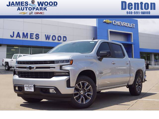 2020 Chevrolet Silverado 1500 Crew Cab RWD, Pickup #203619 - photo 1
