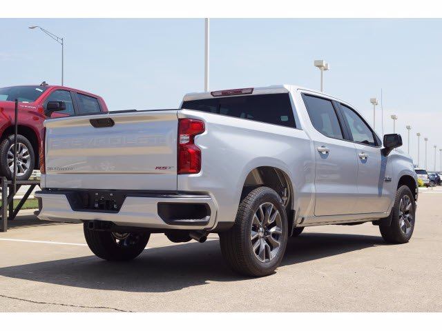 2020 Chevrolet Silverado 1500 Crew Cab RWD, Pickup #203619 - photo 4