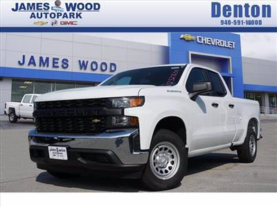 2020 Chevrolet Silverado 1500 Double Cab RWD, Pickup #203780 - photo 1