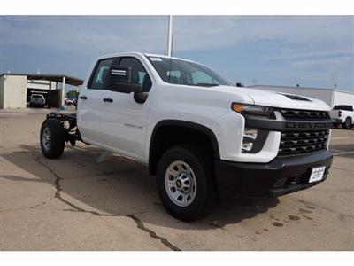 2020 Chevrolet Silverado 3500 Double Cab RWD, Cab Chassis #203846 - photo 4