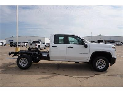 2020 Chevrolet Silverado 3500 Double Cab RWD, Cab Chassis #203846 - photo 5