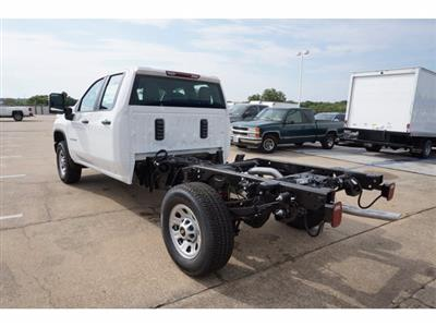 2020 Chevrolet Silverado 3500 Double Cab RWD, Cab Chassis #203846 - photo 2