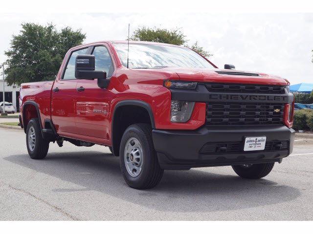 2020 Chevrolet Silverado 2500 Crew Cab RWD, Pickup #203963 - photo 3