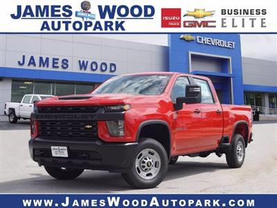 2020 Chevrolet Silverado 2500 Crew Cab RWD, Pickup #203963 - photo 1