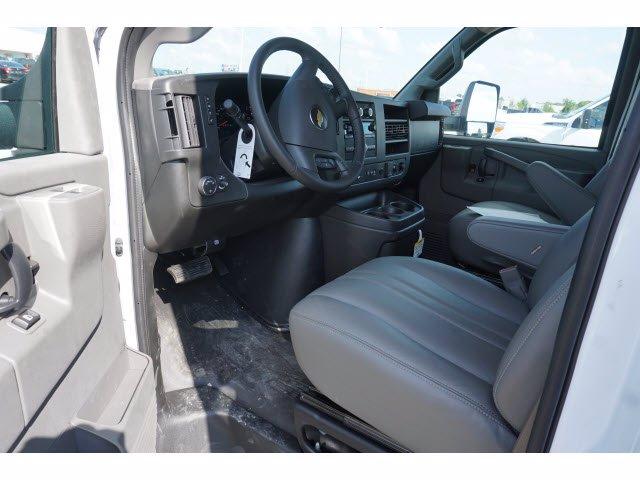 2020 Chevrolet Express 3500 RWD, Morgan Parcel Aluminum Cutaway Van #203974 - photo 11