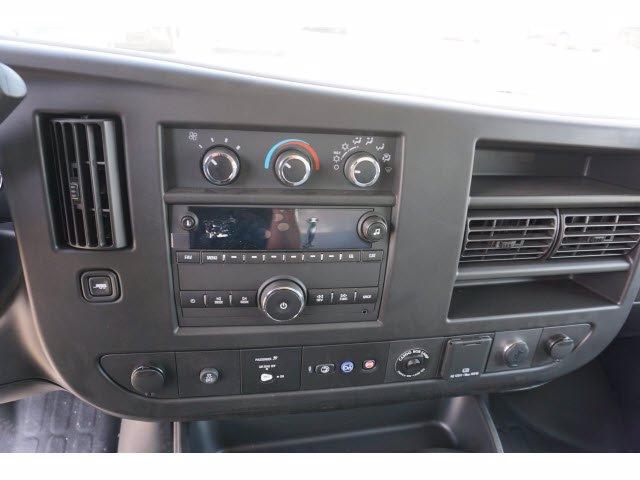 2020 Chevrolet Express 3500 RWD, Morgan Parcel Aluminum Cutaway Van #203974 - photo 14