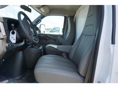 2020 Chevrolet Express 3500 RWD, Morgan Parcel Aluminum Cutaway Van #203974 - photo 12