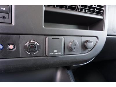 2020 Chevrolet Express 3500 RWD, Morgan Parcel Aluminum Cutaway Van #203974 - photo 19