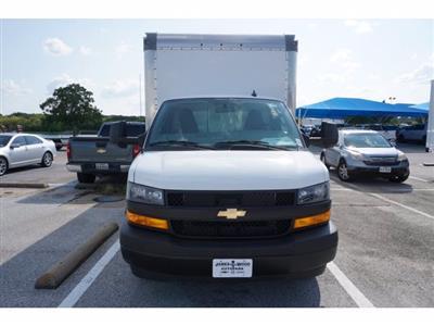 2020 Chevrolet Express 3500 RWD, Morgan Parcel Aluminum Cutaway Van #203974 - photo 3