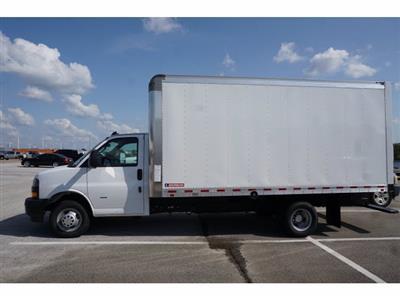 2020 Chevrolet Express 3500 RWD, Morgan Parcel Aluminum Cutaway Van #203974 - photo 5