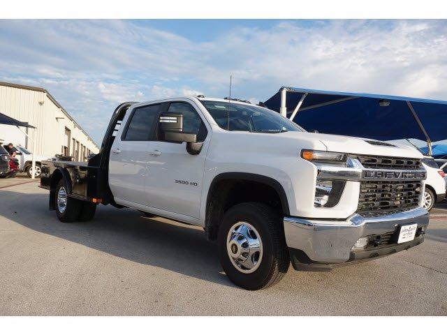 2020 Chevrolet Silverado 3500 Crew Cab DRW 4x4, CM Truck Beds SK Model Platform Body #203976 - photo 4