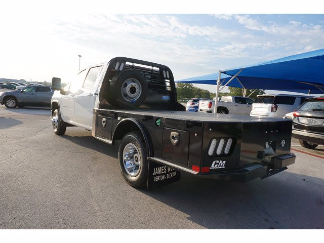 2020 Chevrolet Silverado 3500 Crew Cab DRW 4x4, CM Truck Beds SK Model Platform Body #203976 - photo 2
