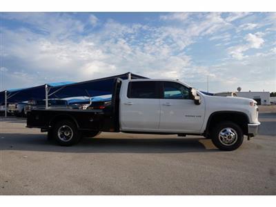 2020 Chevrolet Silverado 3500 Crew Cab DRW 4x4, CM Truck Beds SK Model Platform Body #203976 - photo 5