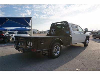 2020 Chevrolet Silverado 3500 Crew Cab DRW 4x4, CM Truck Beds SK Model Platform Body #203976 - photo 6