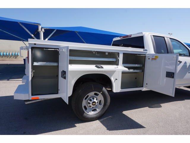 2020 Chevrolet Silverado 2500 Double Cab RWD, Knapheide Steel Service Body #203979 - photo 9