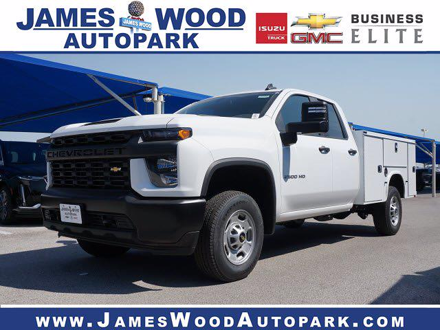 2020 Chevrolet Silverado 2500 Double Cab RWD, Knapheide Steel Service Body #203980 - photo 1
