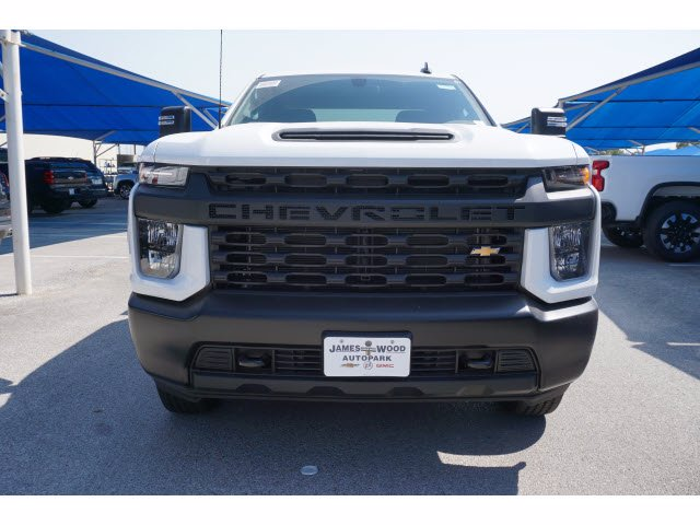 2020 Chevrolet Silverado 2500 Double Cab RWD, Knapheide Steel Service Body #203980 - photo 3