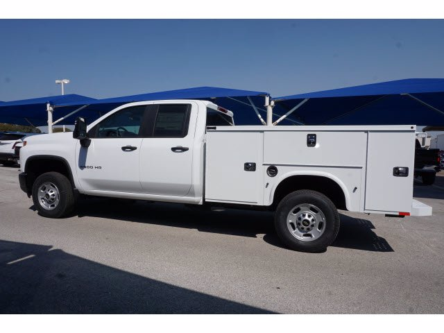 2020 Chevrolet Silverado 2500 Double Cab RWD, Knapheide Steel Service Body #203980 - photo 7