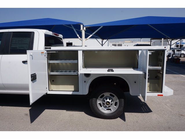 2020 Chevrolet Silverado 2500 Double Cab RWD, Knapheide Steel Service Body #203980 - photo 8