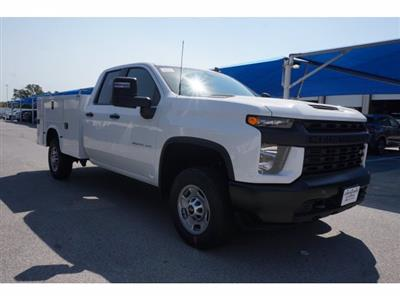 2020 Chevrolet Silverado 2500 Double Cab RWD, Knapheide Steel Service Body #203980 - photo 4