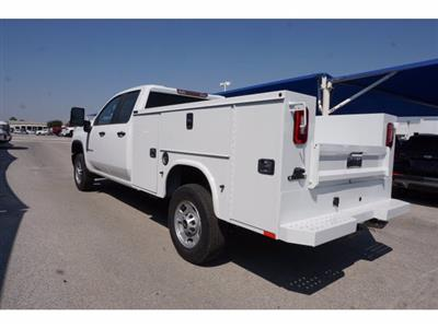 2020 Chevrolet Silverado 2500 Double Cab RWD, Knapheide Steel Service Body #203980 - photo 2