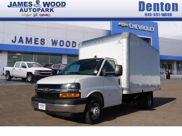 2020 Chevrolet Express 3500 4x2, Supreme Dry Freight #203983 - photo 1