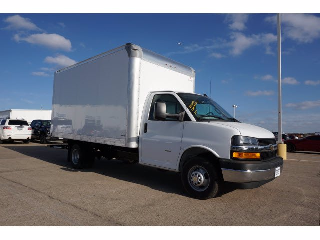 2020 Chevrolet Express 3500 4x2, Supreme Iner-City Dry Freight #203983 - photo 4