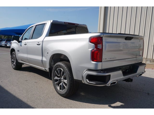 2020 Chevrolet Silverado 1500 Crew Cab 4x4, Pickup #204022 - photo 2
