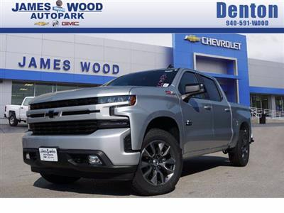 2020 Chevrolet Silverado 1500 Crew Cab 4x4, Pickup #204022 - photo 1