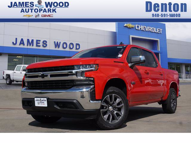 2020 Chevrolet Silverado 1500 Crew Cab 4x4, Pickup #204035 - photo 1