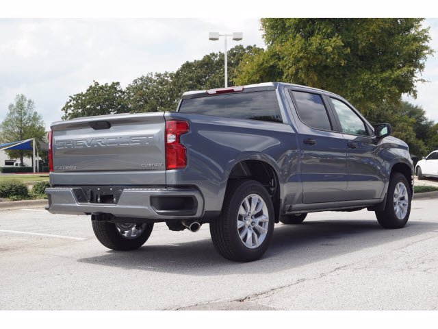 2020 Chevrolet Silverado 1500 Crew Cab RWD, Pickup #204080 - photo 4