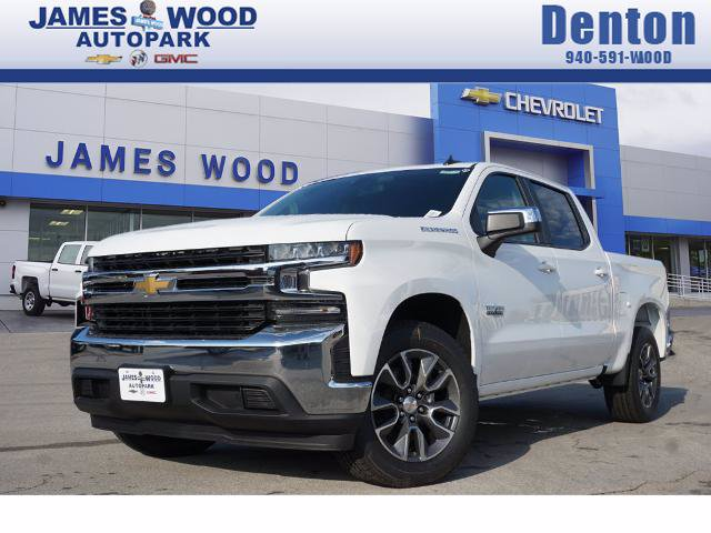 2020 Chevrolet Silverado 1500 Crew Cab 4x2, Pickup #204119 - photo 1