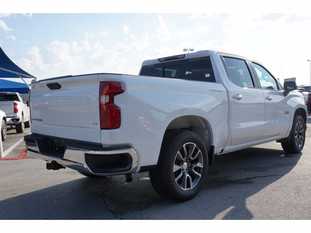 2020 Chevrolet Silverado 1500 Crew Cab 4x2, Pickup #204119 - photo 4