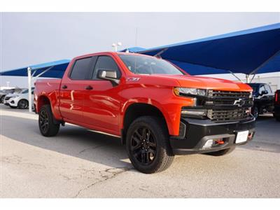 2020 Chevrolet Silverado 1500 Crew Cab 4x4, Pickup #204123 - photo 3