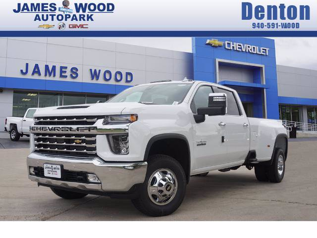 2020 Chevrolet Silverado 3500 Crew Cab 4x4, Pickup #204186 - photo 1