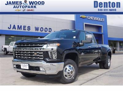 2020 Chevrolet Silverado 3500 Crew Cab 4x4, Pickup #204187 - photo 1