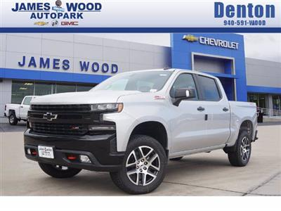 2020 Chevrolet Silverado 1500 Crew Cab 4x4, Pickup #204189 - photo 1