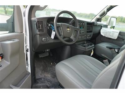 2020 Chevrolet Express 3500 RWD, Morgan Parcel Aluminum Cutaway Van #204196 - photo 11
