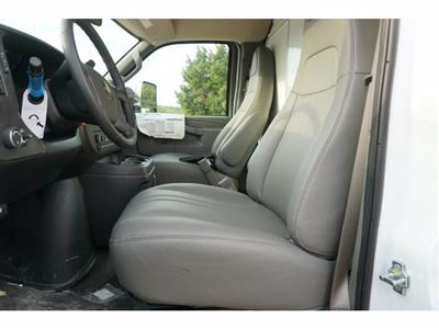 2020 Chevrolet Express 3500 RWD, Morgan Parcel Aluminum Cutaway Van #204196 - photo 12