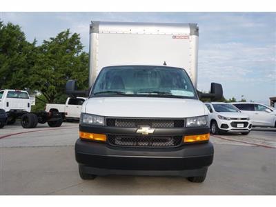 2020 Chevrolet Express 3500 RWD, Morgan Parcel Aluminum Cutaway Van #204196 - photo 3