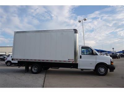 2020 Chevrolet Express 3500 RWD, Morgan Parcel Aluminum Cutaway Van #204196 - photo 5