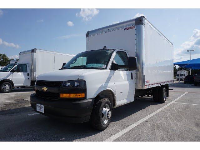 2020 Chevrolet Express 3500 RWD, Cutaway Van #204197 - photo 1
