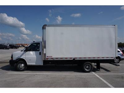 2020 Chevrolet Express 3500 RWD, Cutaway Van #204197 - photo 3