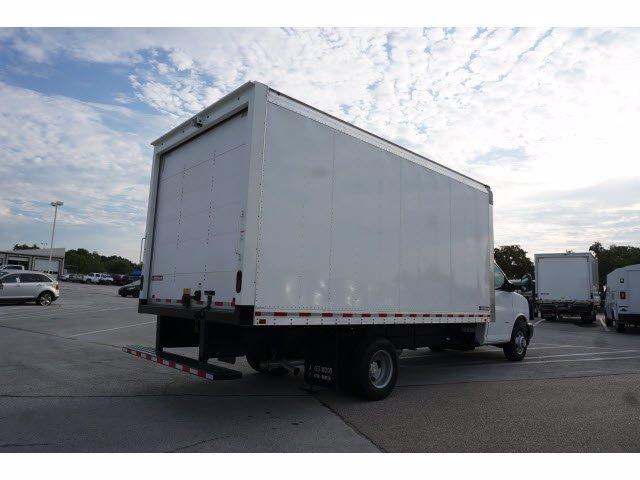 2020 Chevrolet Express 3500 RWD, Morgan Parcel Aluminum Cutaway Van #204198 - photo 6