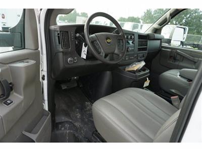2020 Chevrolet Express 3500 RWD, Morgan Parcel Aluminum Cutaway Van #204198 - photo 11